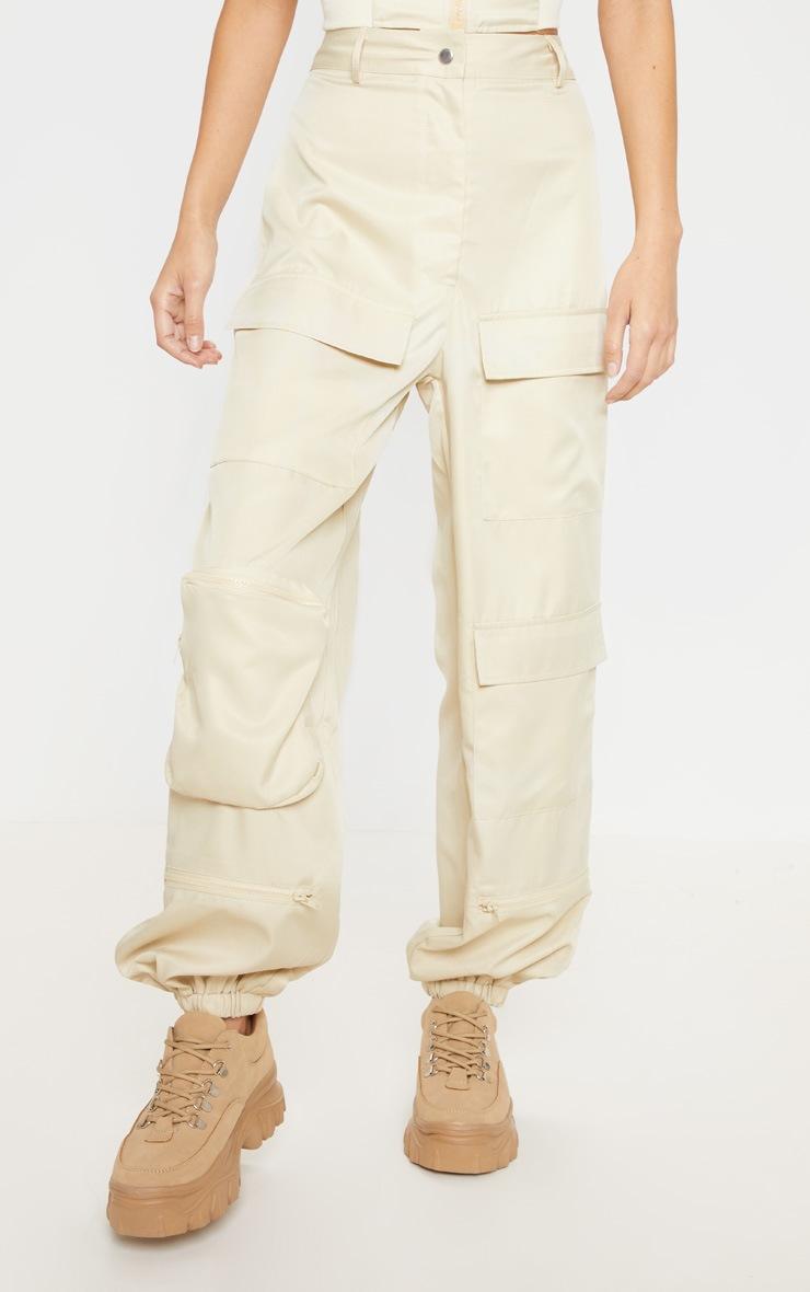 Stone 3D Pocket Cargo Trouser 2
