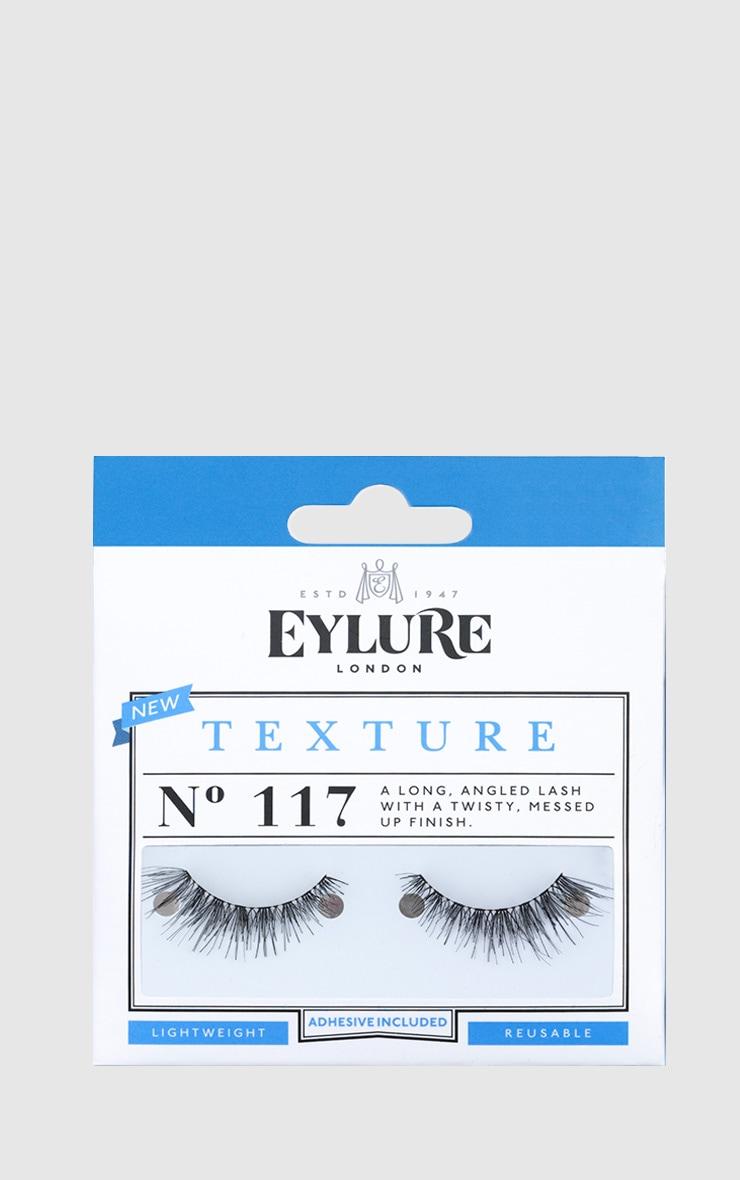Eylure 117 Texture Eyelashes 1