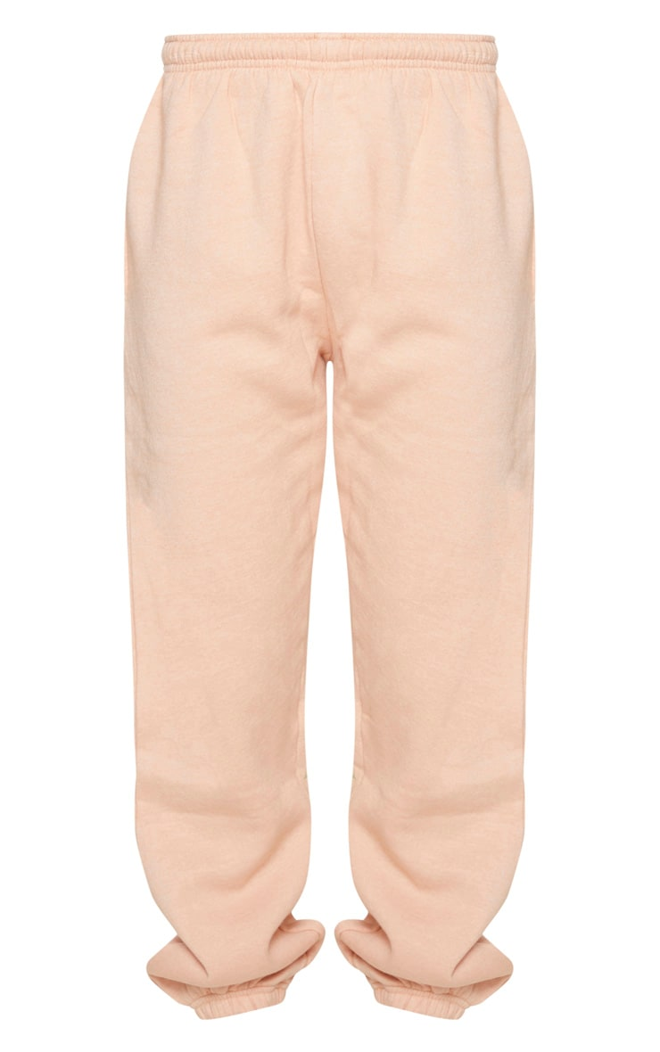Pink Casual Joggers 5