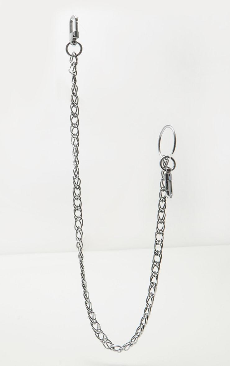 Silver Jean Chain 4