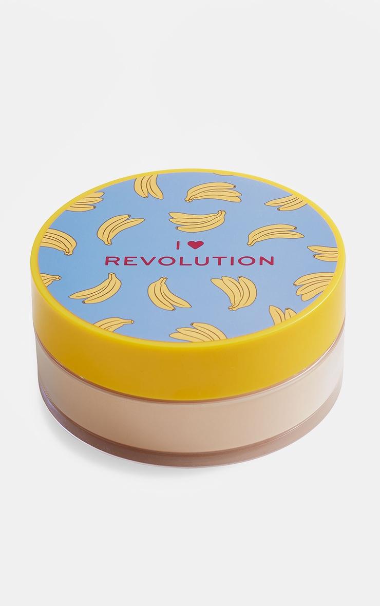 I Heart Revolution Loose Baking Powder Banana 2