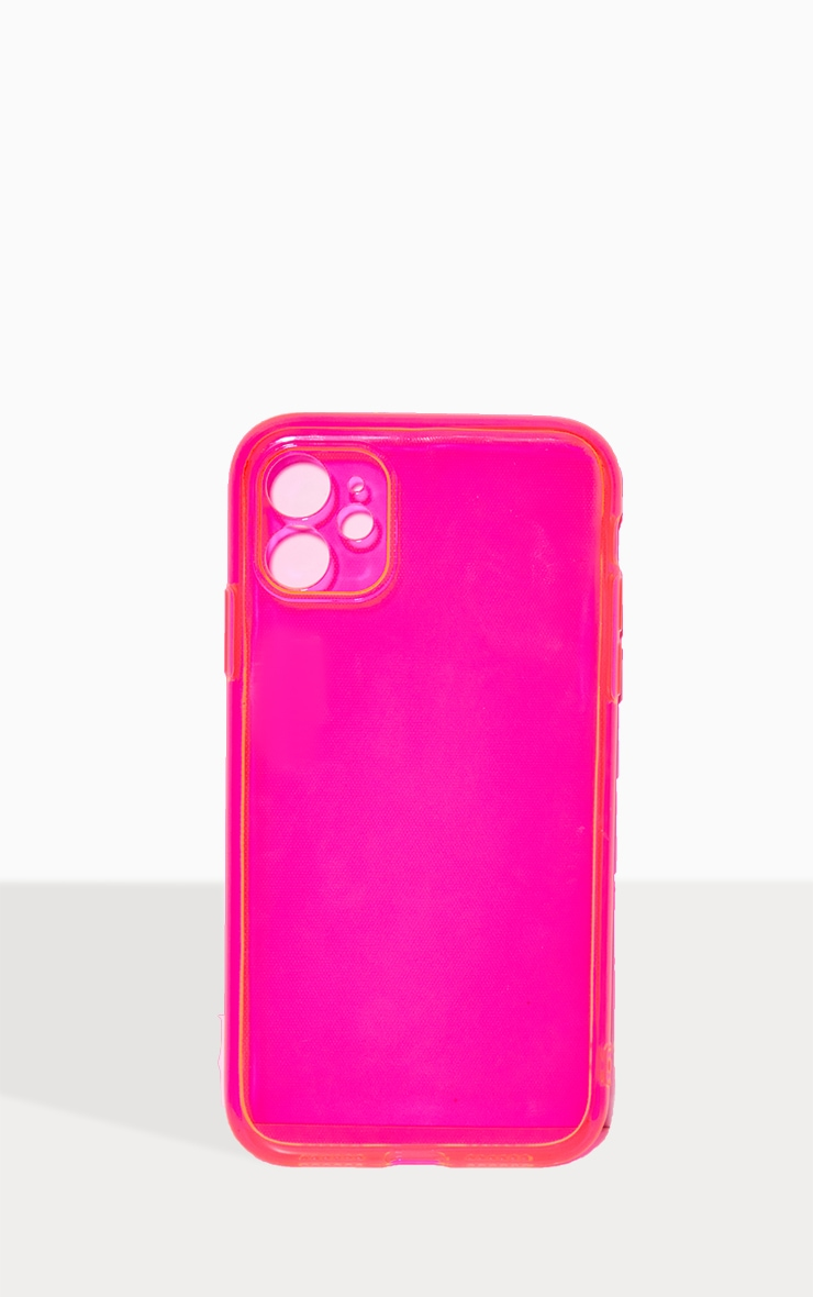 Pink Iphone XR/11 Phone Case 2