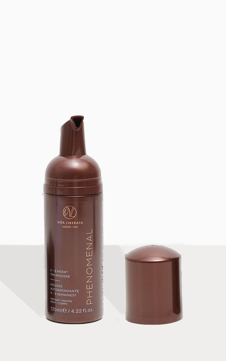 Vita Liberata pHenomenal 2-3 semaines mousse autobronzante- Medium 2