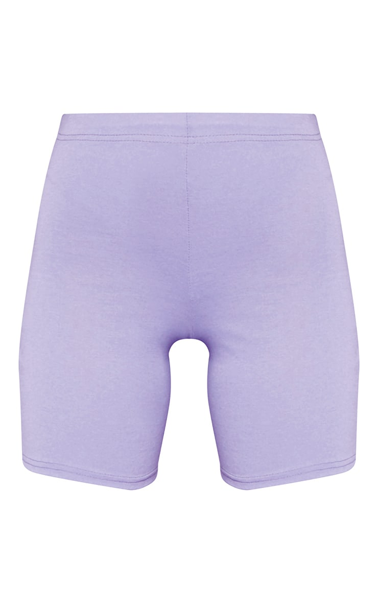 RECYCLE Violet Bike Shorts 3