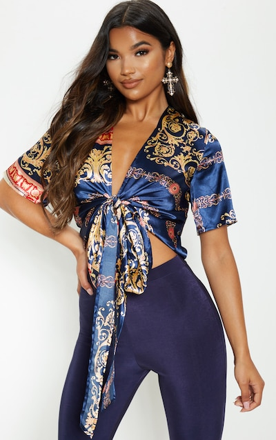 d9f2c96f Blouses   Women's Dress Shirts & Blouses   PrettyLittleThing