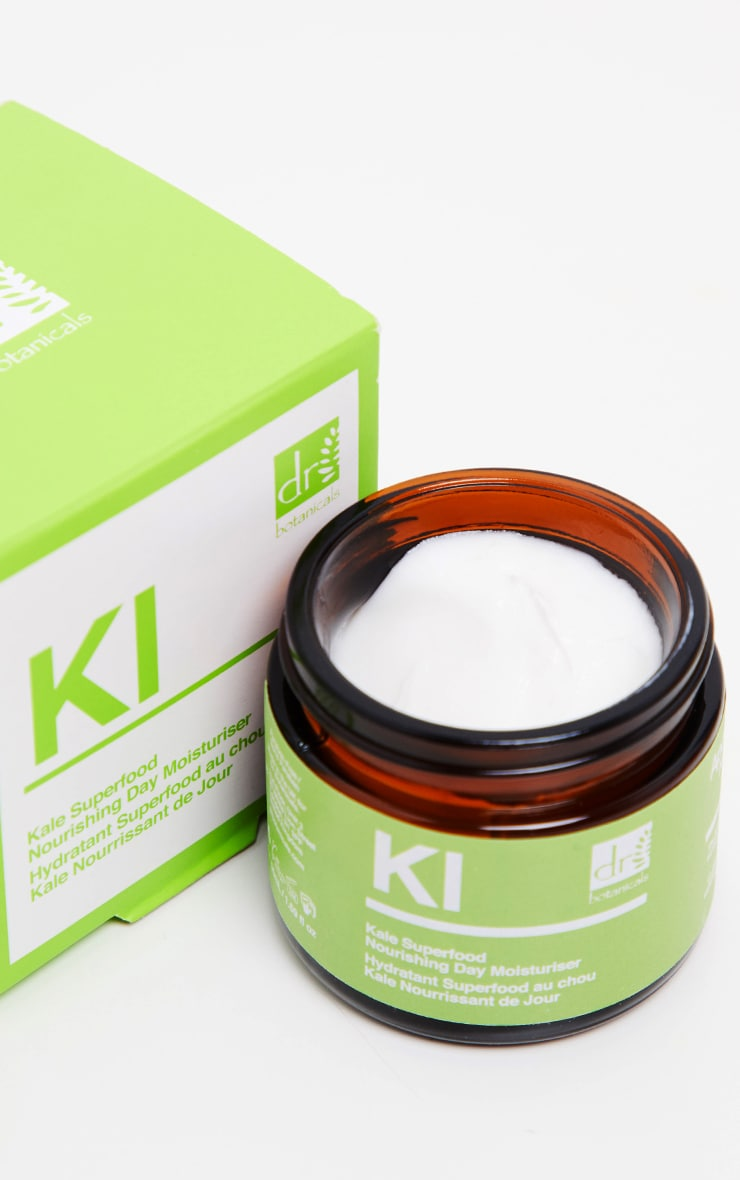 Dr Botanicals Kale Superfood Nourishing Day Moisturiser 1