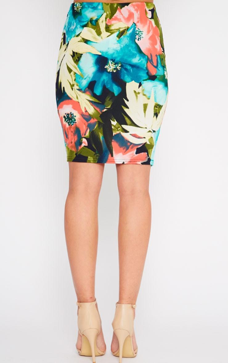 Pelli Floral Skirt 4
