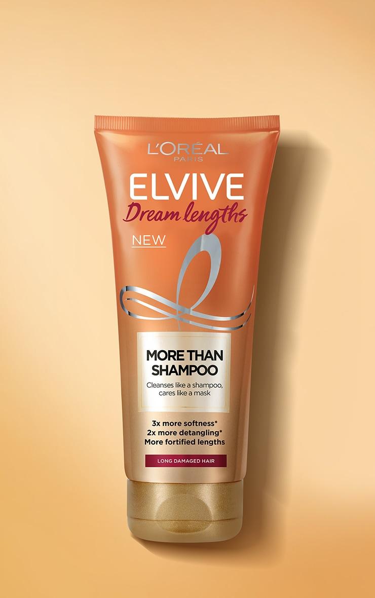 l'oreal elvive dream lengths more than shampoo long hair 200ml