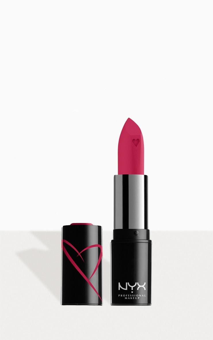 NYX PMU - Rouge à lèvres satiné Shout Loud - Charm 1