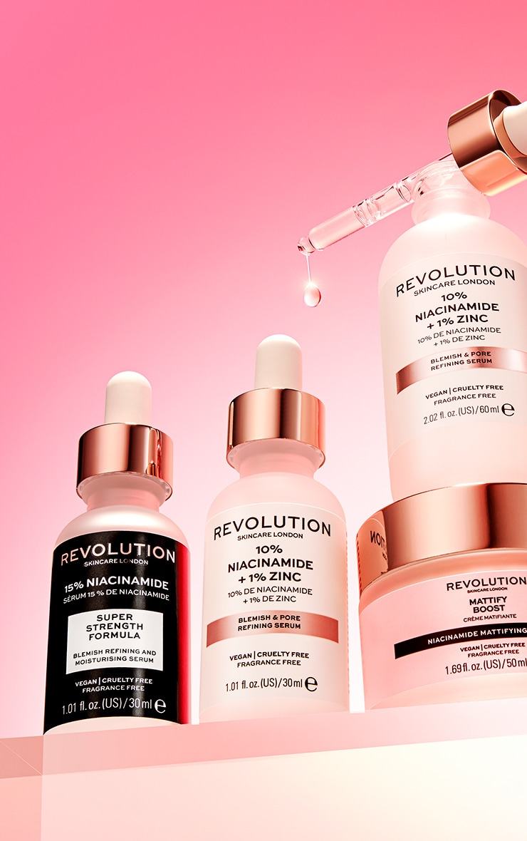 Revolution Skincare 15% Niacinamide Super Serum 3
