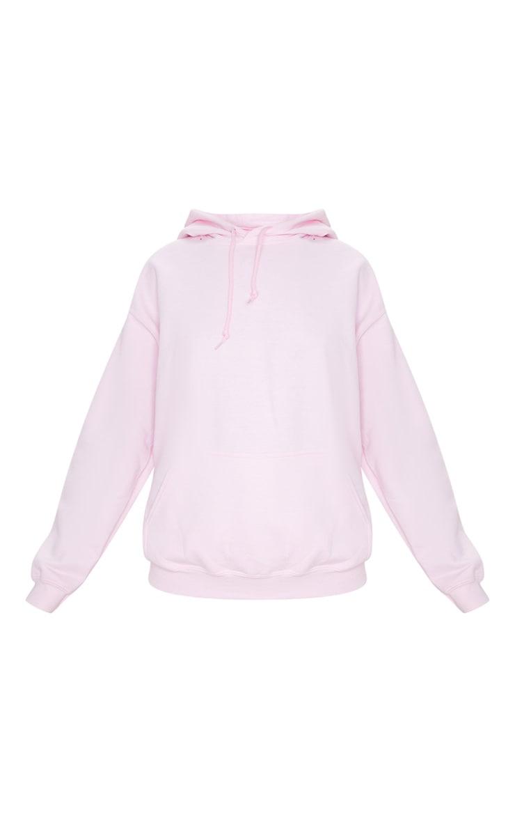 Baby Pink Steal His Slogan Hoodie 3