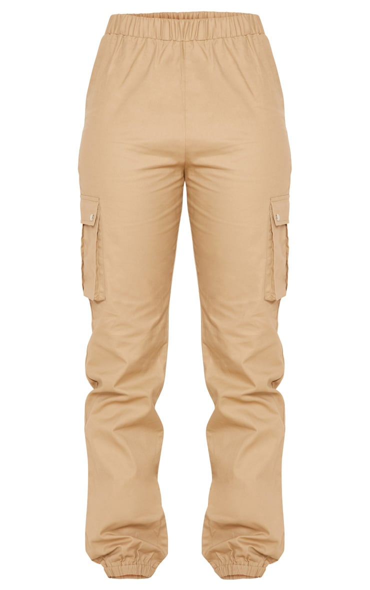 Tall Stone Pocket Detail Cargo Trousers 3