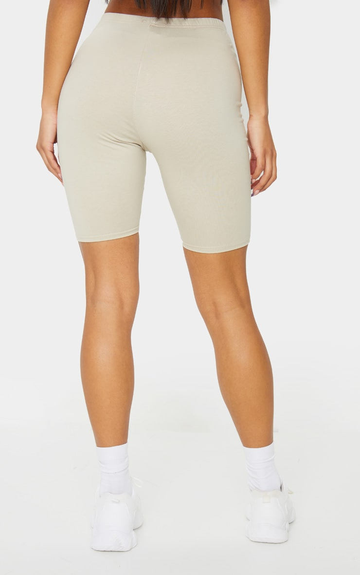 Sand Cotton Stretch Cycling Shorts 3