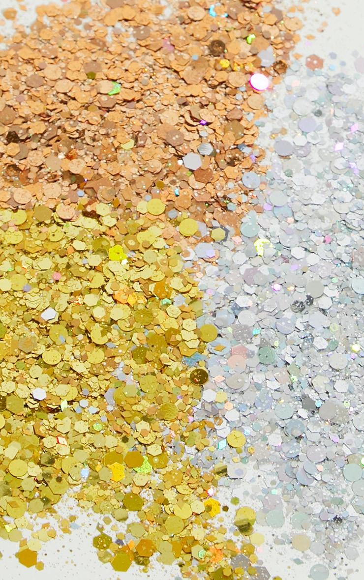 Kit de grosses paillettes à effet métallique  Go Get Glitter 2