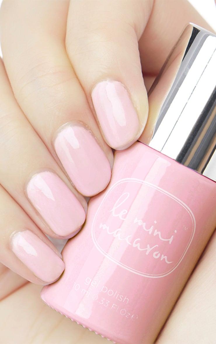 Le Mini Macaron Le Maxi Deluxe Gel Nail Manicure Set 4