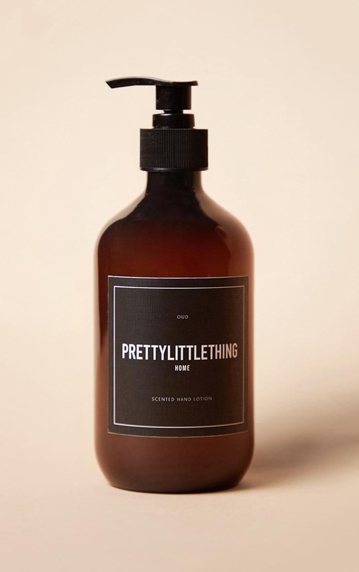 PRETTYLITTLETHING Home - Lotion hydratante pour les mains parfum oud 1