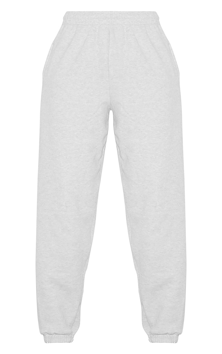 Ash Grey Sweat Track Pants 3