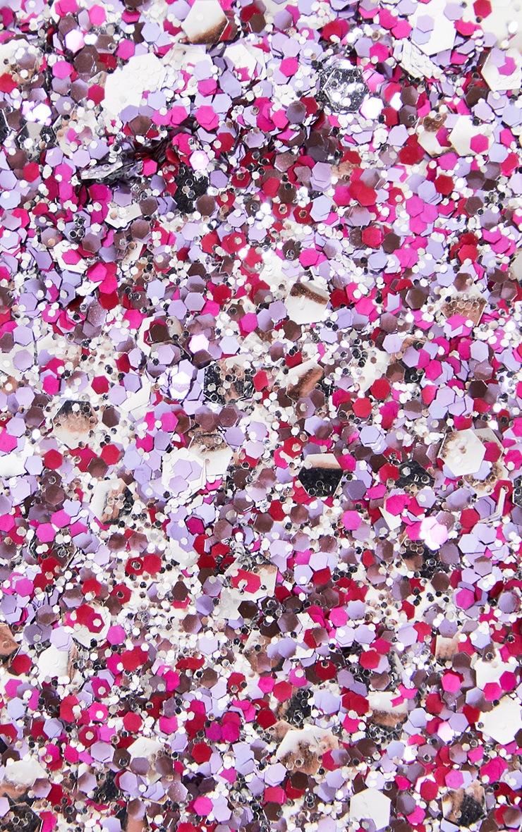 Ecostardust Raspberry Ripple Biodegradable Glitter 2