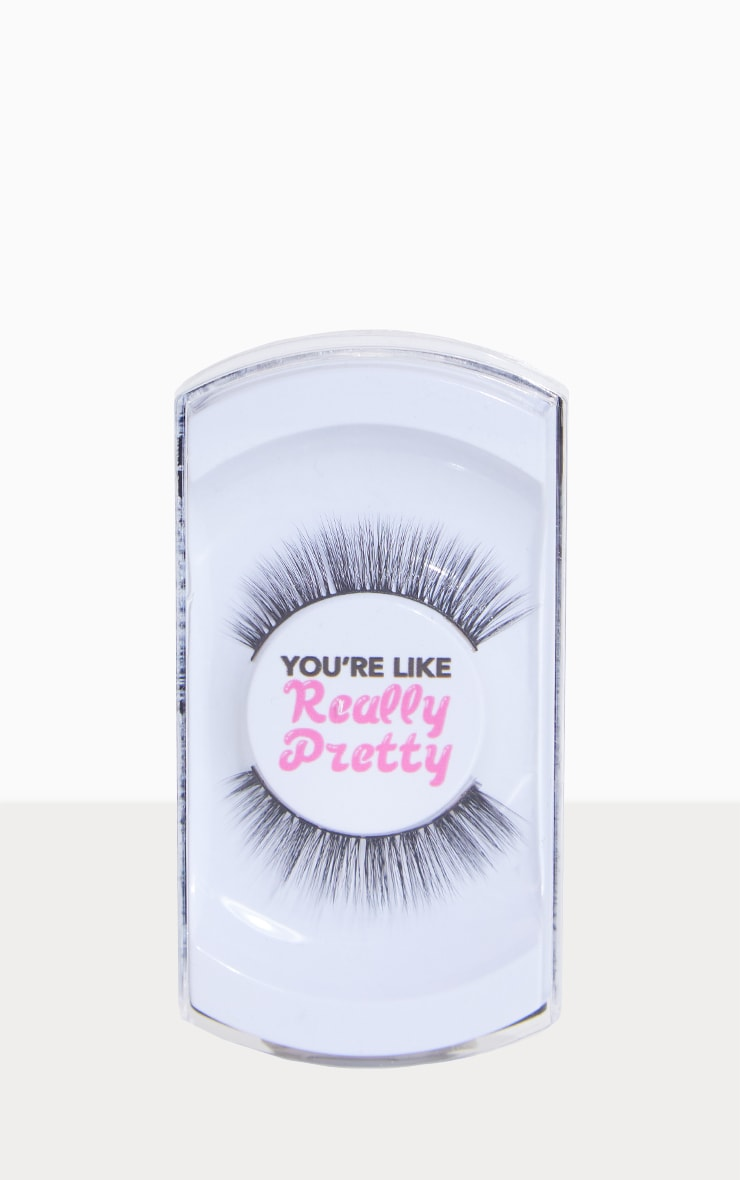 Spectrum X Mean Girls Gretchen Eyelashes 2