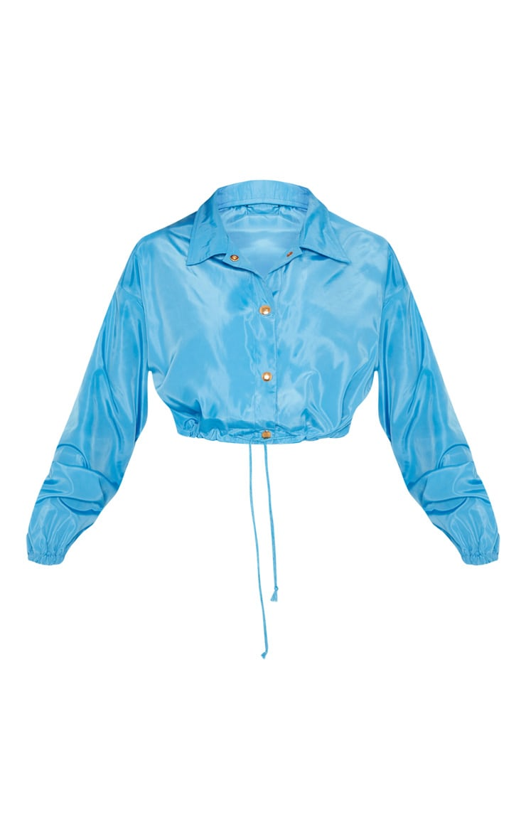 Blue Shell Suit Jacket 3