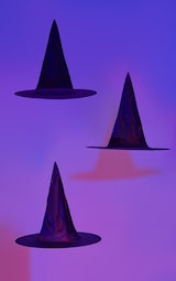 Ginger Ray Hanging Witches Hats 1