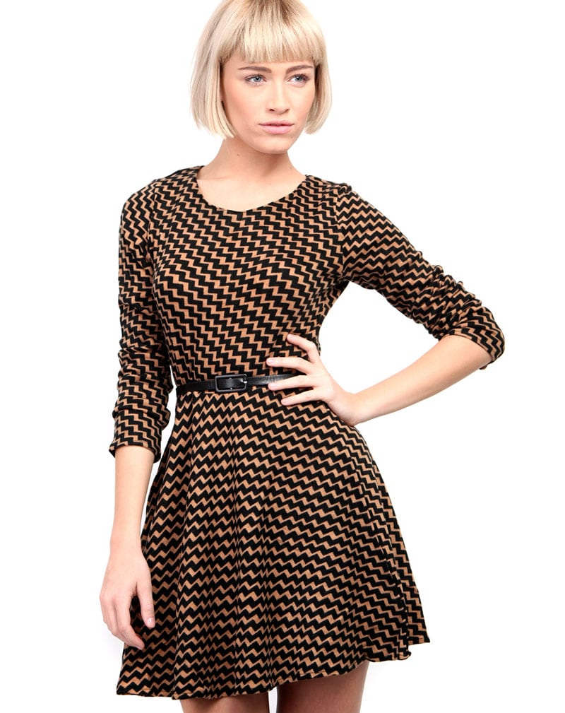 Lillian Pattern Dress 1