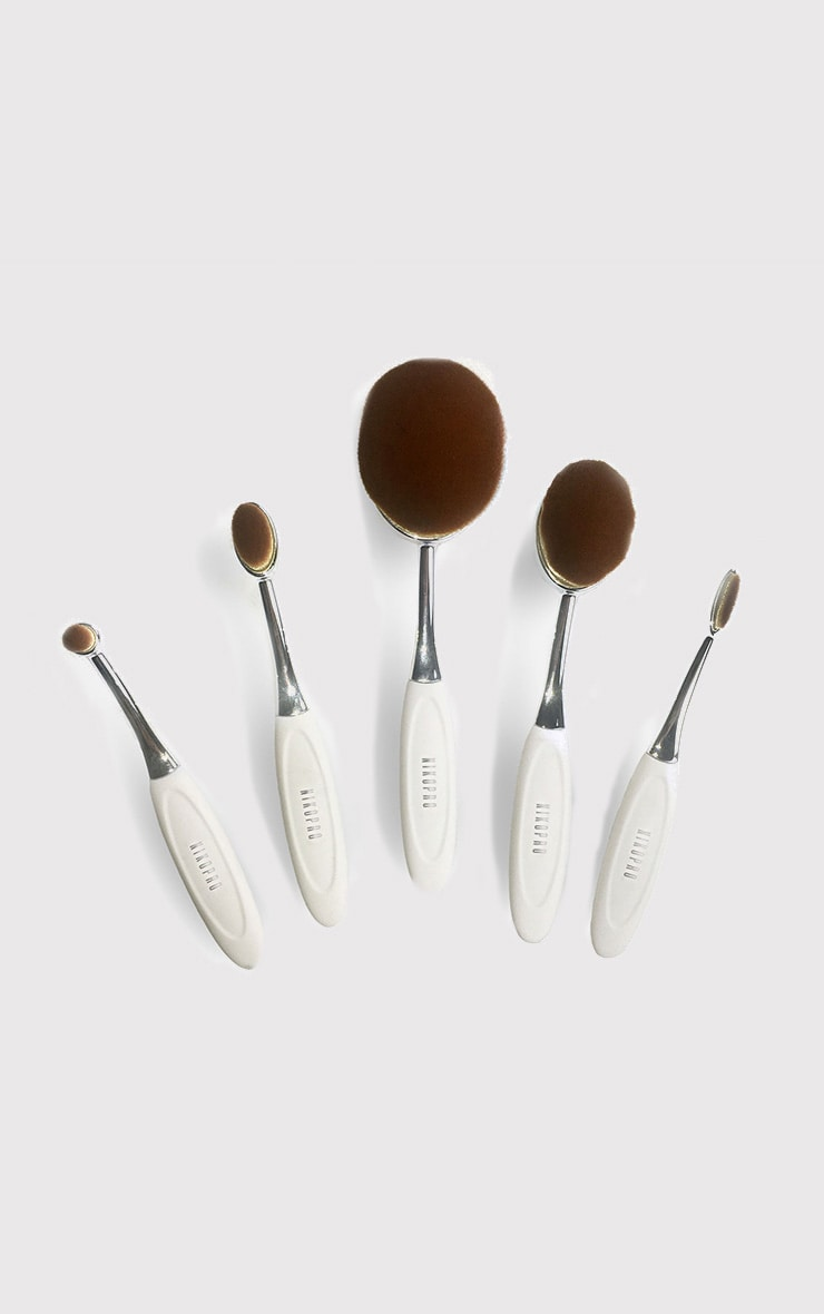 Niko Pro 5 Piece Brush Kit  1