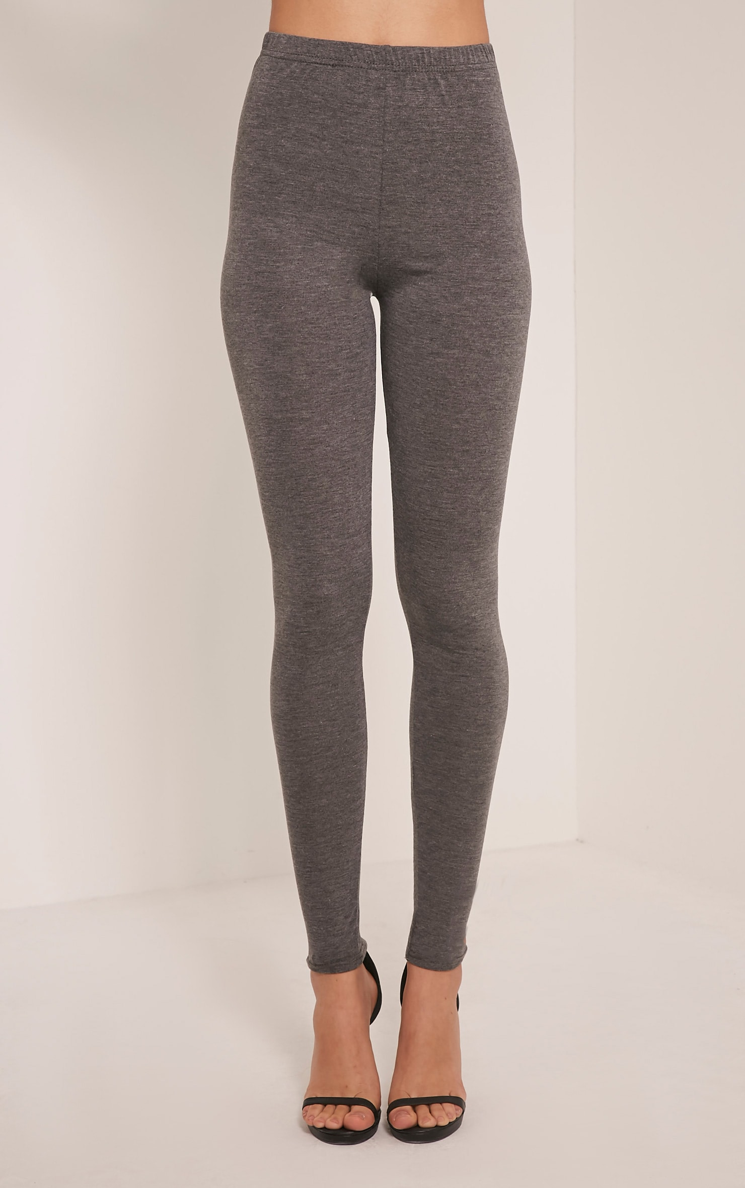 Basic legging anthracite 2