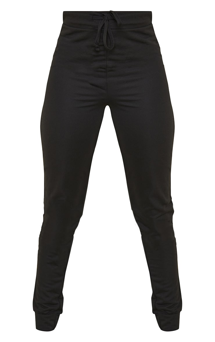 Tall Black Sweat Jogger 5