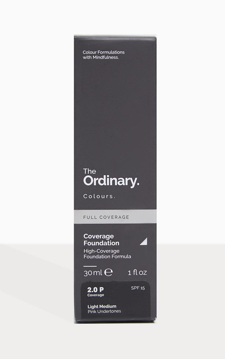 The Ordinary Coverage Foundation 2.0P Light Medium 2