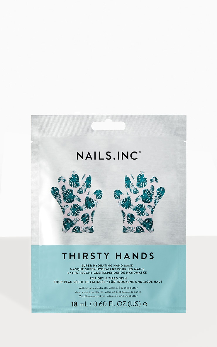 Nails Inc Thirsty Hands Mask 2