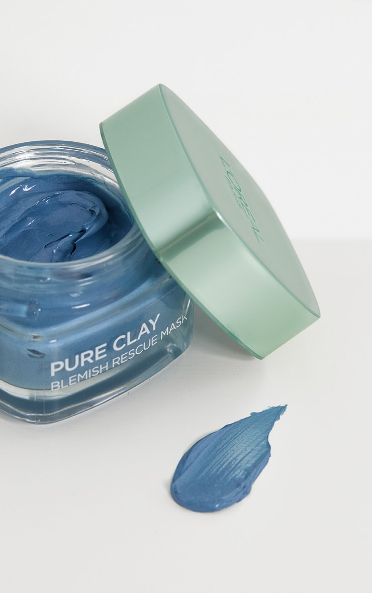 L'Oréal Paris Pure Clay Blemish Rescue Mask 1