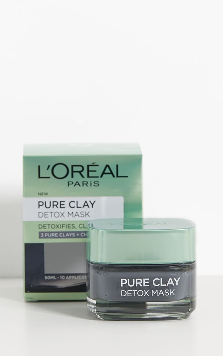 L'Oreal Paris Pure Clay Detox Mask 2