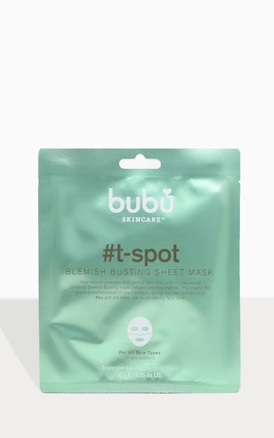 Bubu Skincare t-spot Anti Acne Mask