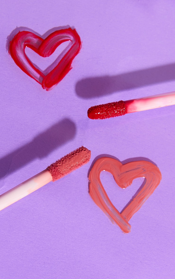 NYX PMU - Duo de gloss Self Love Club exclusif PRETTYLITTLETHING - Rouge 3