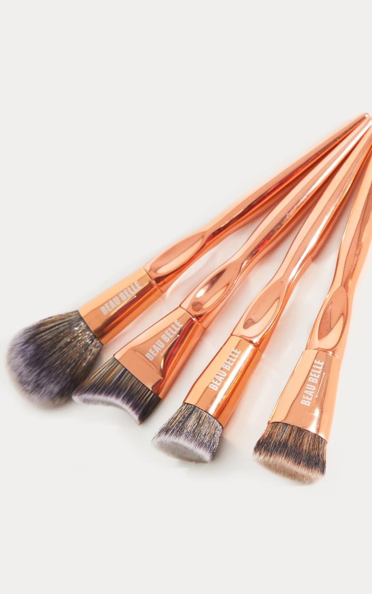 Beau Belle Brushes Metallic Sculpting Set