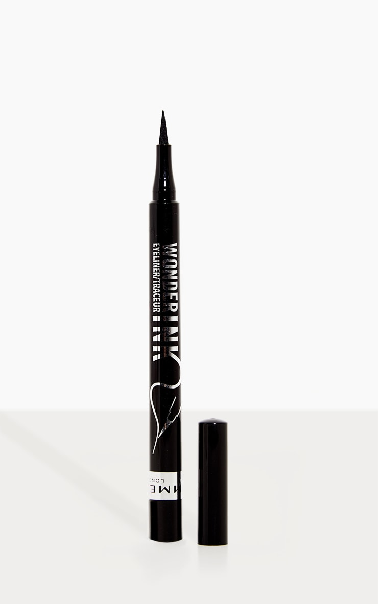 Rimmel Wonder'Ink Precision Liquid Eyeliner Black 1
