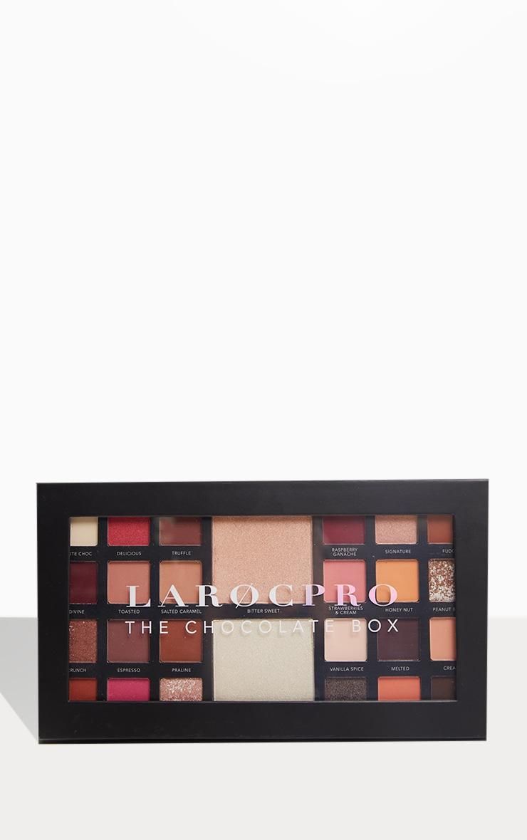 LaRoc PRO The Chocolate Box Eyeshadow Palette 2