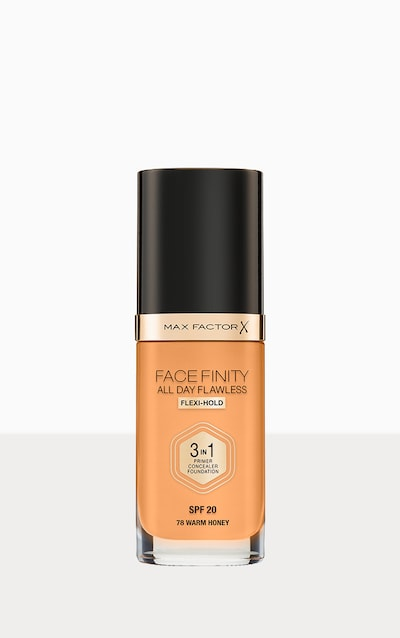 Max Factor Facefinity All Day Flawless Foundation Warm Honey