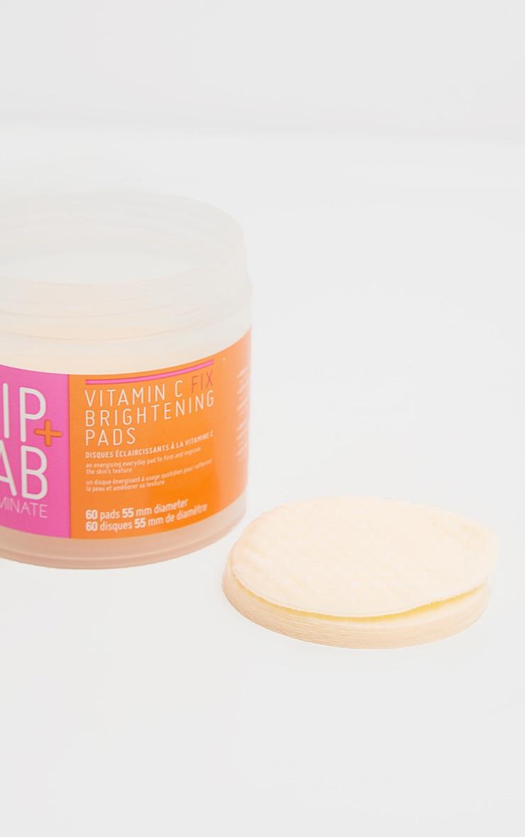 Nip + Fab - Disques raviveurs d'éclat à la vitamine C 3