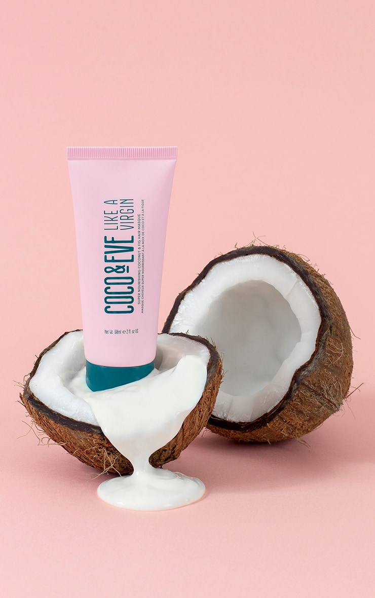 Coco & Eve Travel Size Hair Mask 60ml image 1