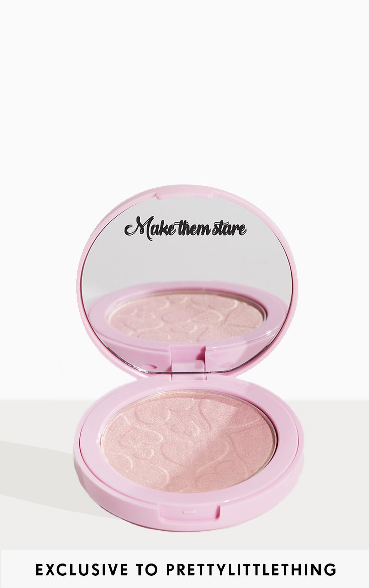 Doll Beauty Pretty Little Glow Exclusive Highlighter 3