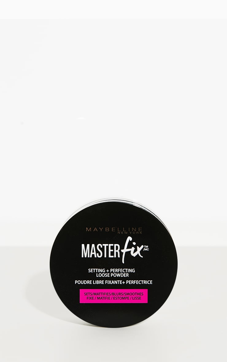 Maybelline Master Fixer Powder 01 Translucent