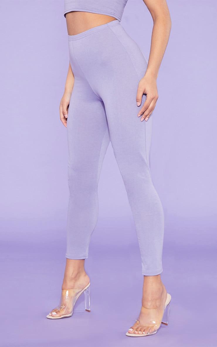 RECYCLED Violet Leggings 5