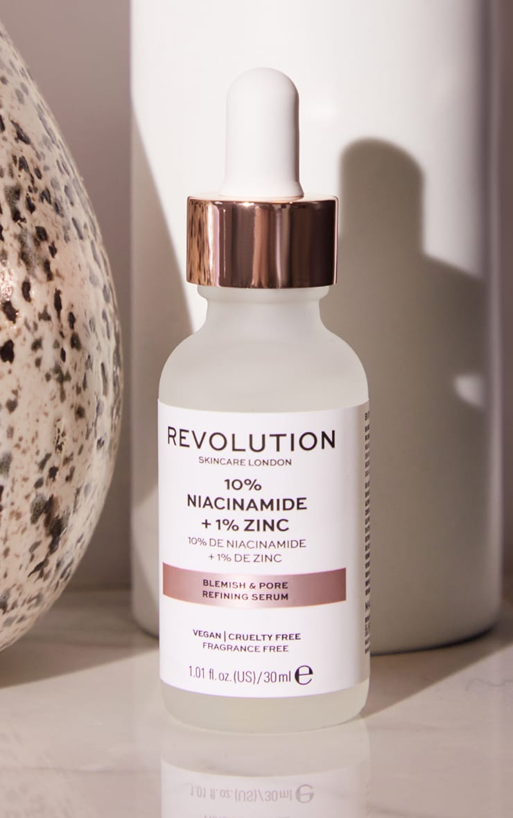 Revolution Skincare Blemish and Pore Refining Serum - 10% Niacinamide + 1% Zinc 3