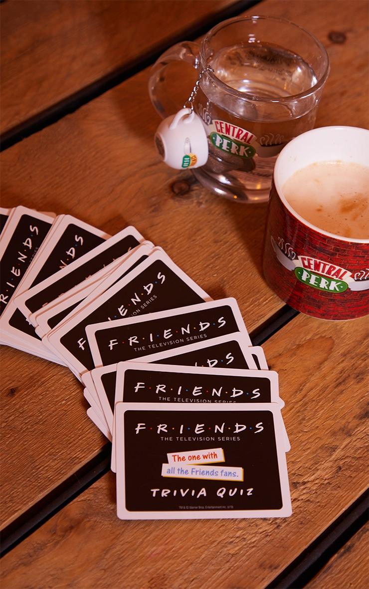 Friends Trivia Quiz Game Cards 1
