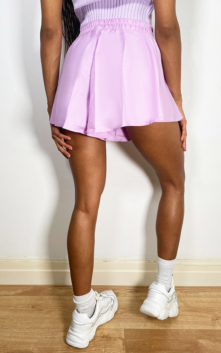 Lilac Floaty Short 3