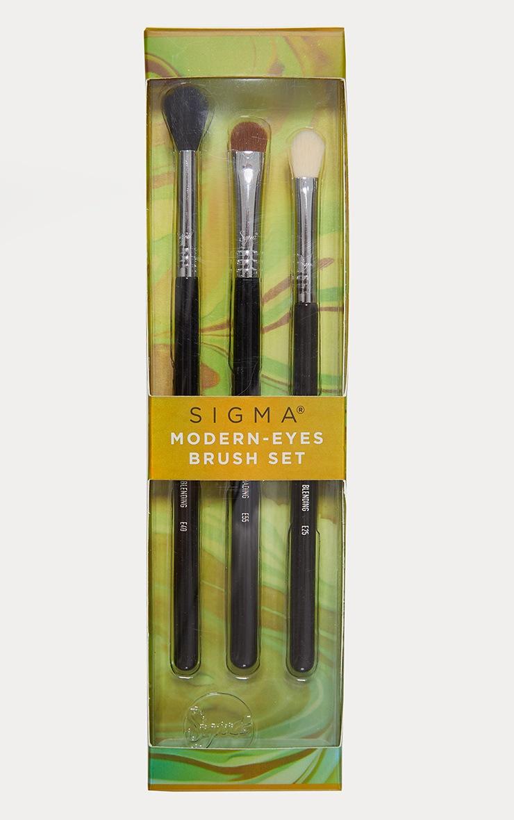 Sigma Modern Eyes Brush Set 3