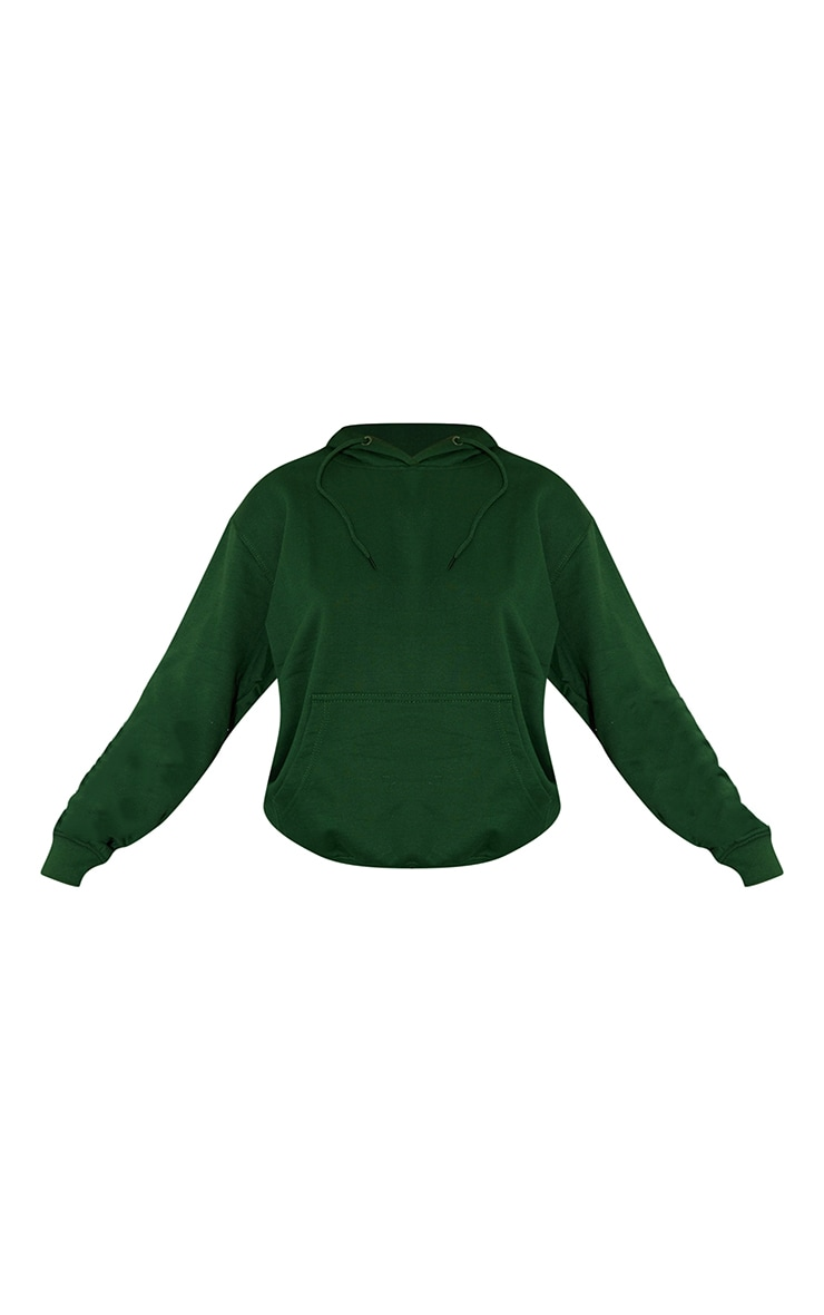 Forest Green Ultimate Oversized Hoodie 5