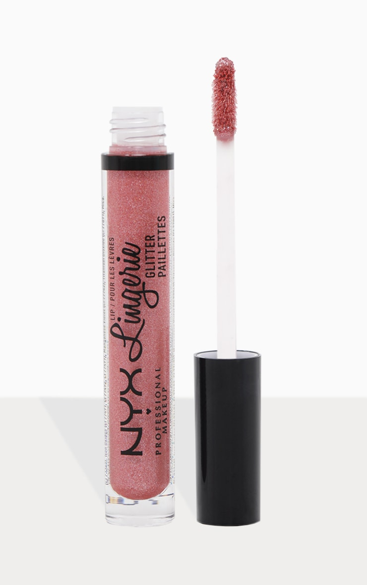 NYX PMU Professional Makeup Lip Lingerie Glitter Euro Trash